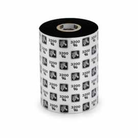 Zebra ZipShip 2300, thermal transfer ribbon, wax, 110mm Zebra ZipShip 2300, thermal transfer ribbon, 2300 wax, fits for: Zebra ZT200 Serie, Zebra TLP2746, roll-width: 110mm, core: 25,4mm, length: 300m.